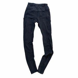 LULULEMON ATHLETICA Black Speed Tight Pants Size 6
